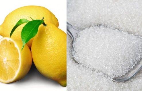Azucar Limon Depilarte Depilacion Con Azucar Tips De Belleza Caseros