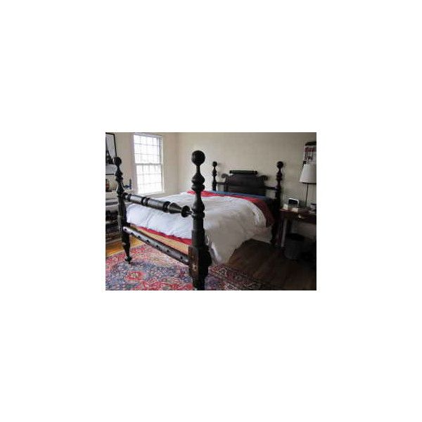 Antique Cannonball Bed ($500) found on Polyvore | Form v Function ...