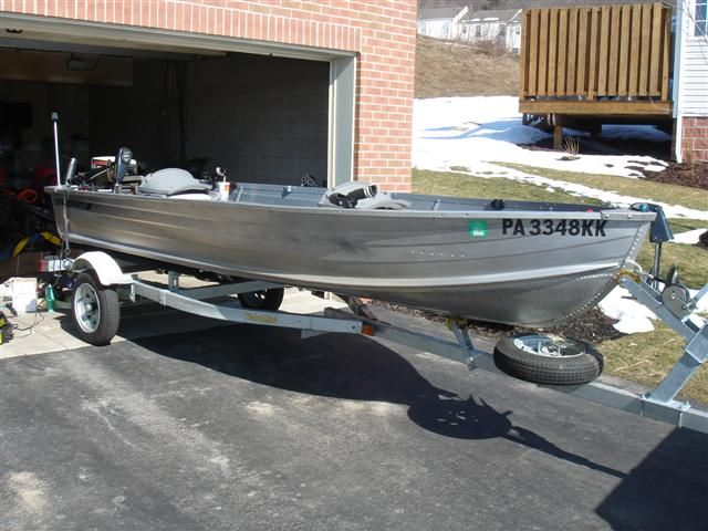 14 ft starcraft aluminum fishing boat the hull truth for Aluminum fishing boats
