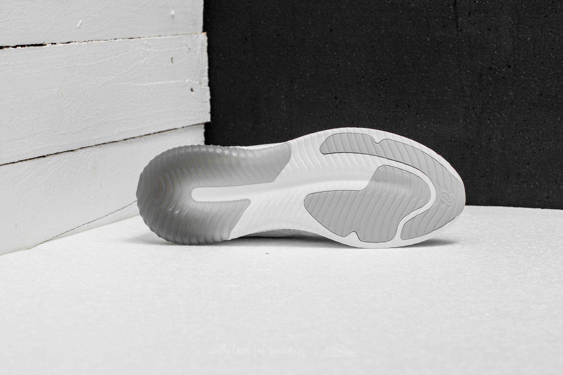 Asics Gel-Kenun White  White  Glacier Grey pour le meilleur prix 100 ... b33d6575c