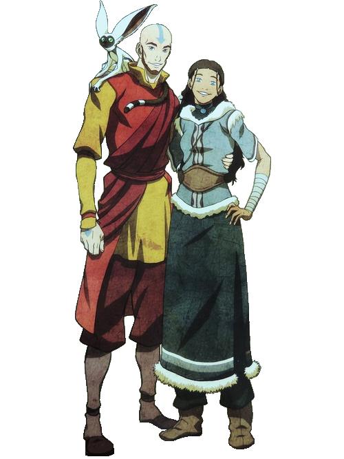 Avatar The Last Airbender Characters As Adults Adult Kataang? ...