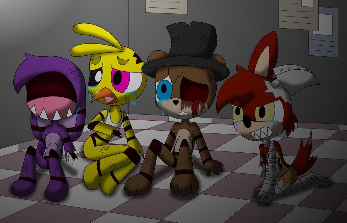 animalcomic96 картинки fnaf
