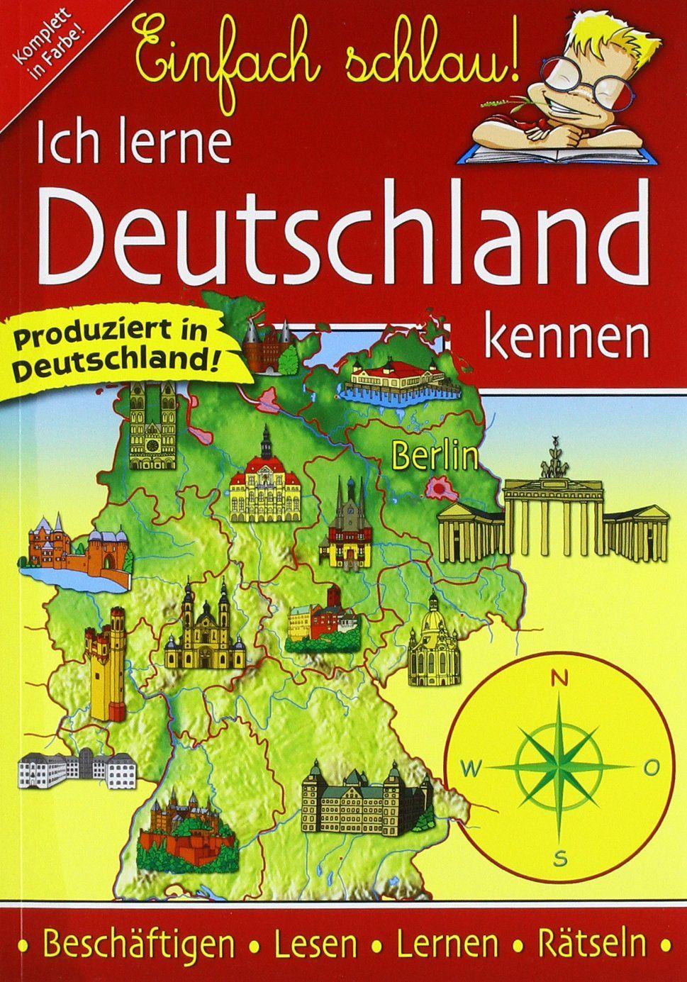 Ich lerne Deutschland kennen Amazon.de Swantje Thalmann