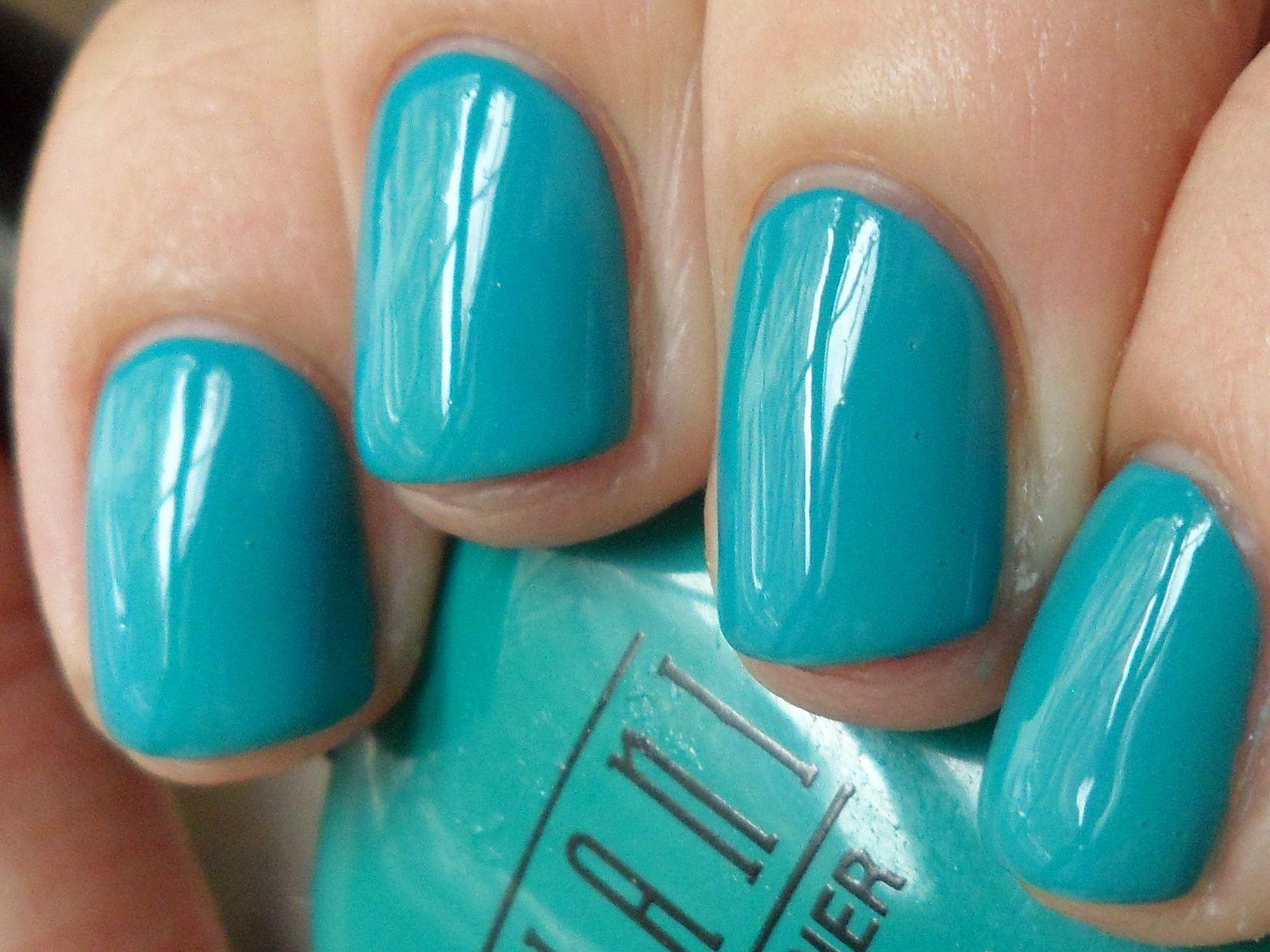 Fresh Teal | Teal, Milani and Nail salons