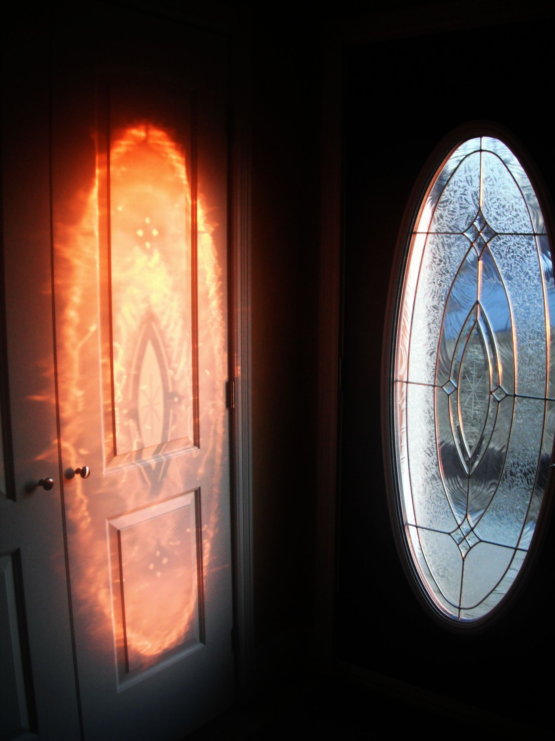 A portal into Mordor.