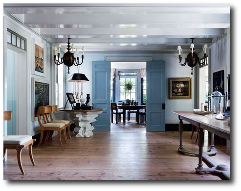 Get The Colonial Look  Designer Steven Gambrel s Sag Harbor Home    Beautiful Color Schemes. Get The Colonial Look  Designer Steven Gambrel s Sag Harbor Home