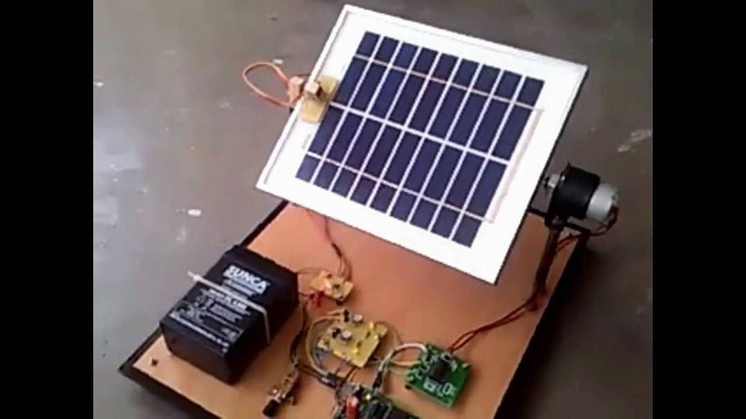 Solar Panel With Sun Position Tracking The Proposed System Consists Of Arduino Micro Controller Solar Panel L Solar Panel Lights Solar Tracker Tracking System