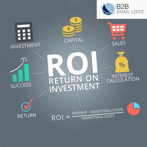 Enhance Roi With Genuine Contacts Insurance Email Lists B2b