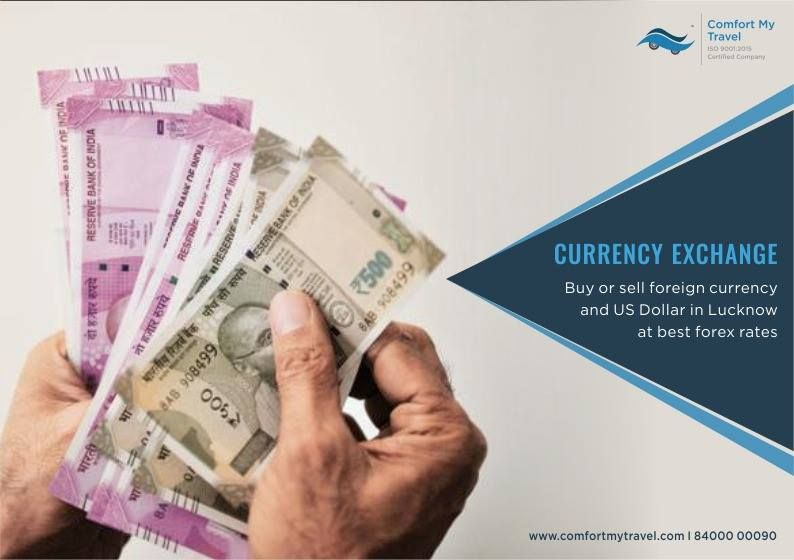 Comfort My Travel Make Your Foreign Currency Exchange