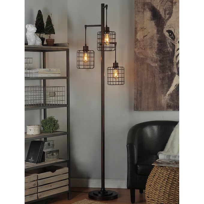 Piper Floor Lamp Rustic Lamps Shades