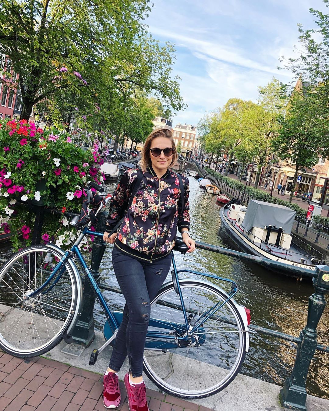 Amsterdam Mein Absolut Lieblingsstadt Nach Frankfurt