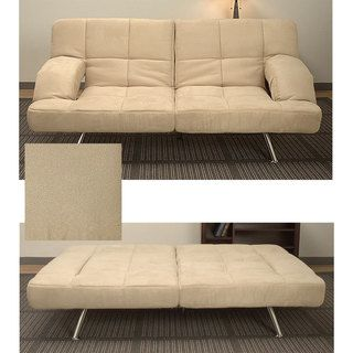 Chai Microsuede Sofa Bed 413 99