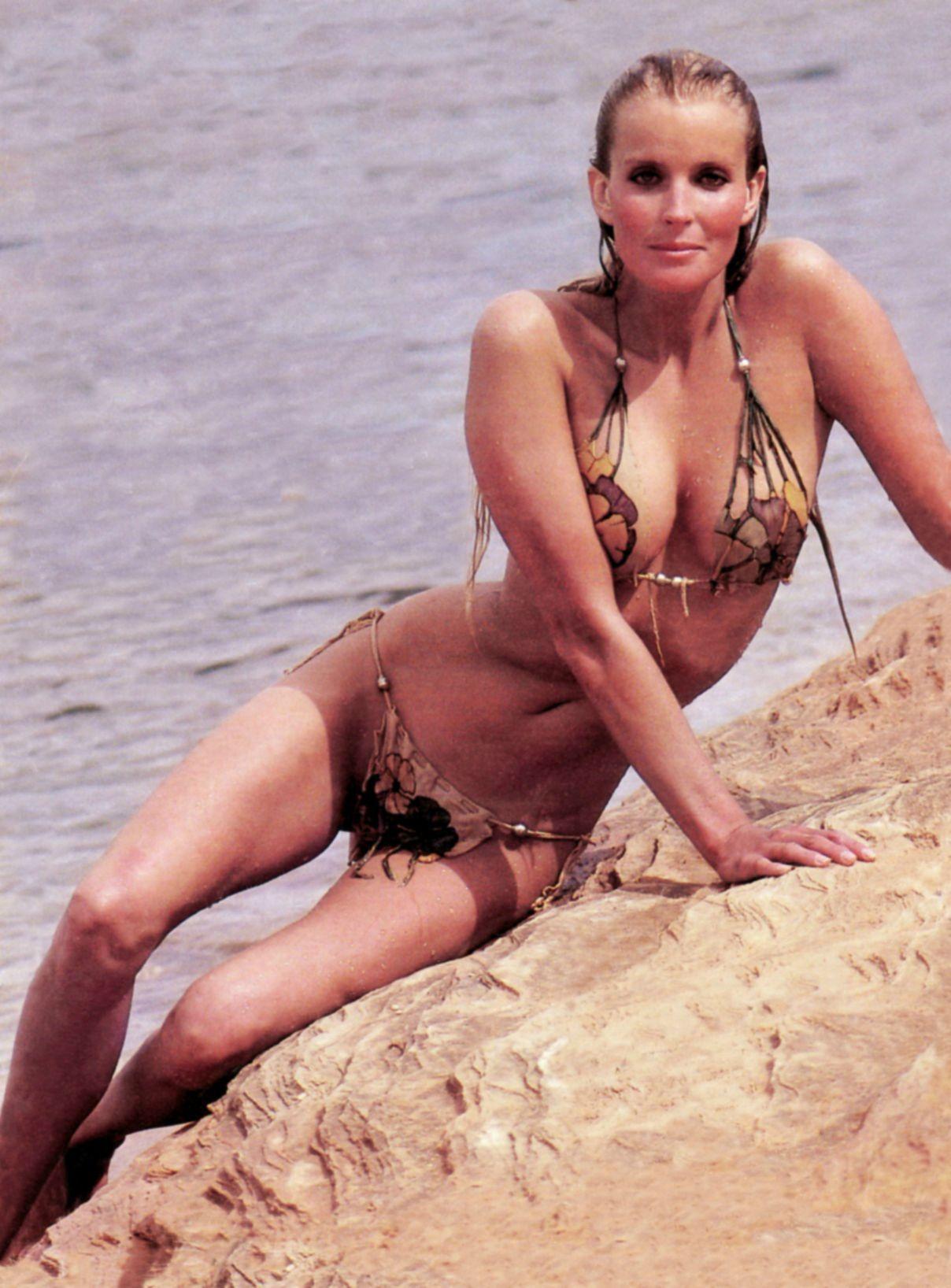 Image result for Bo Dereks skimpy gold bikini
