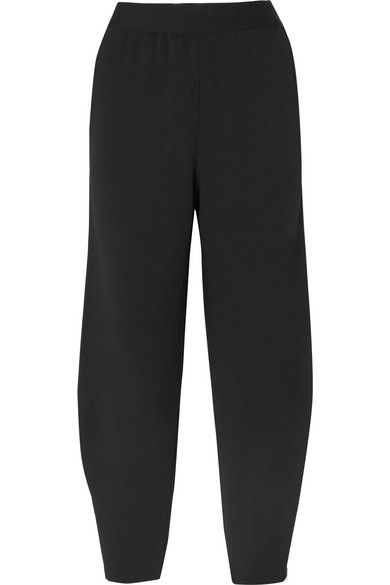 Cady Straight-leg Pants - Black Stella McCartney
