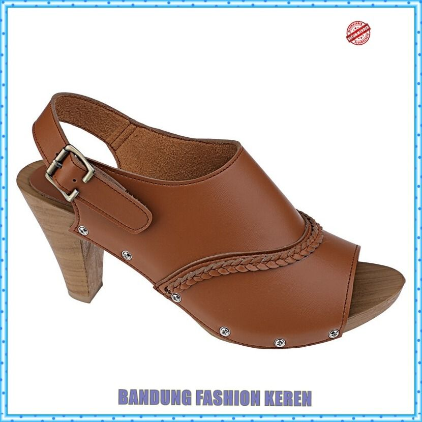 Sandal Casual Wanita Ty 017 Produk Fashion Handmade Terbaik 100