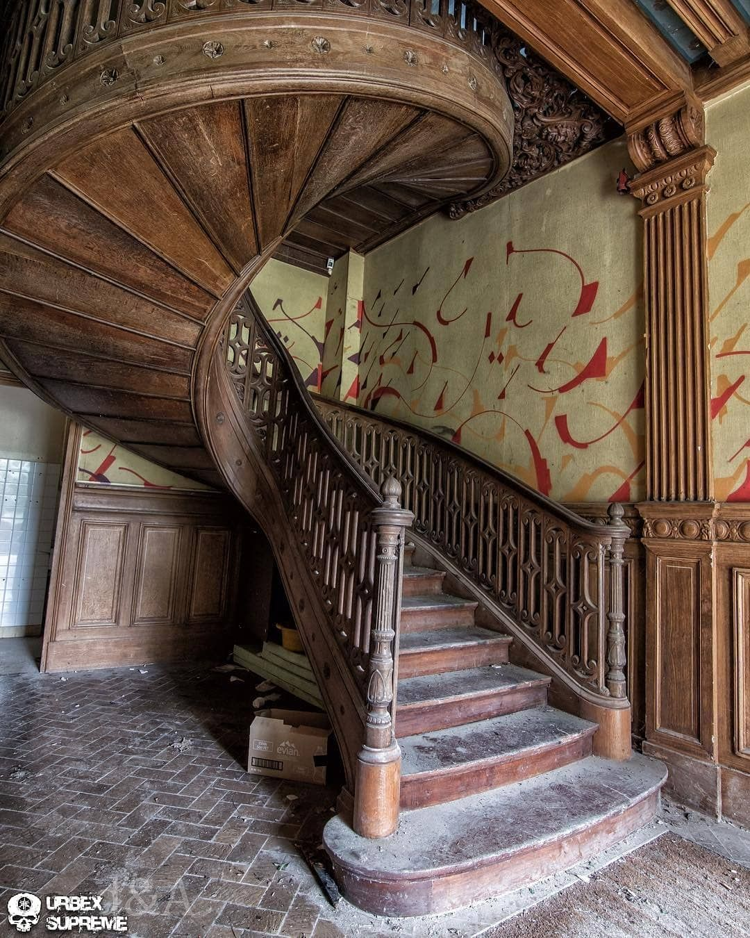26 Incredible Under The Stairs Utilization Ideas: Urbex Supreme! #urbex_supreme