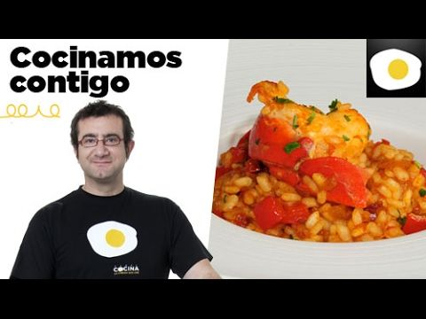 Hoy Cocinamos Contigo | Arroz Meloso Con Bogavante Receta Cocinamos Contigo Youtube