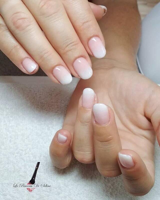 50 Best Natural Nail Ideas And Designs Anyone Can Do From Home Natural Nails Natural Nail Designs Work Nails