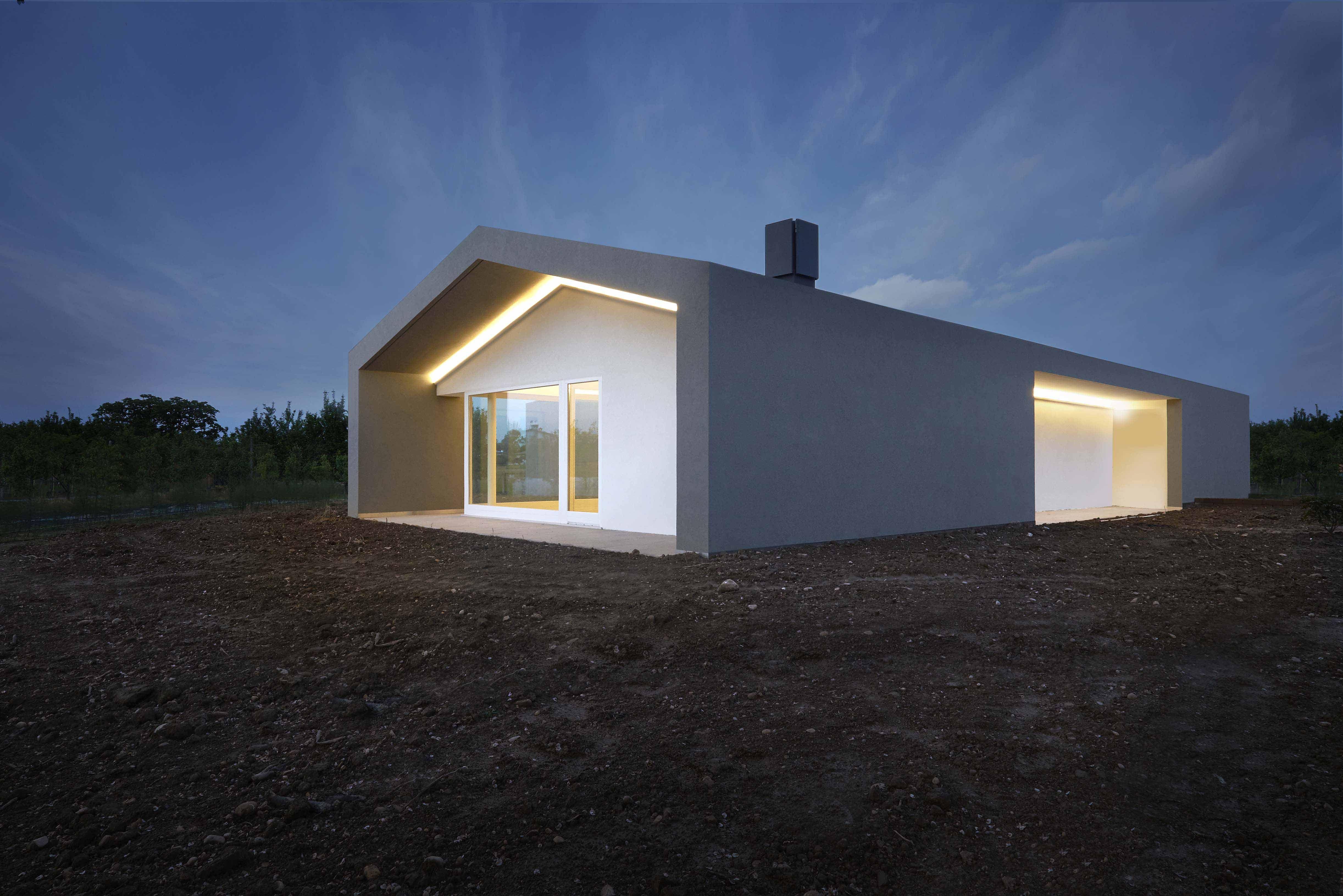 Green house studio 67 studio di architettura vicenza for Case moderne contemporanee