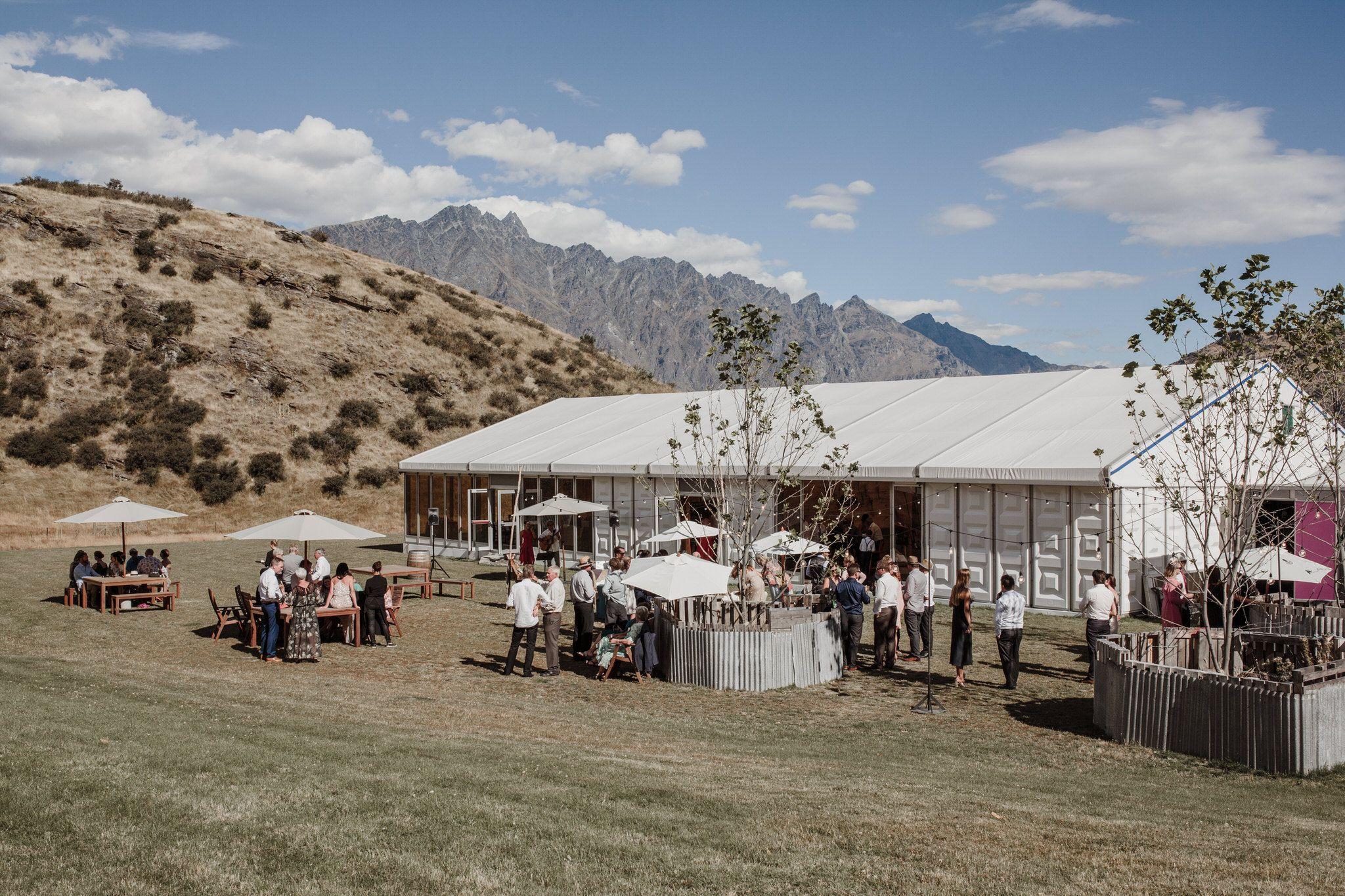 NZ High Country wedding venue Queenstown New