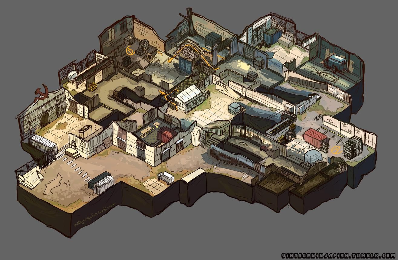 Cs Go Map Art In 2020 Map Art Map Poster