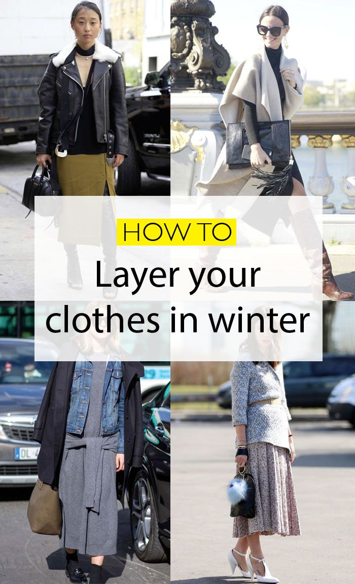 d24788c0b1e808 5 Ways To Layer Your Winter Clothes Like A Pro