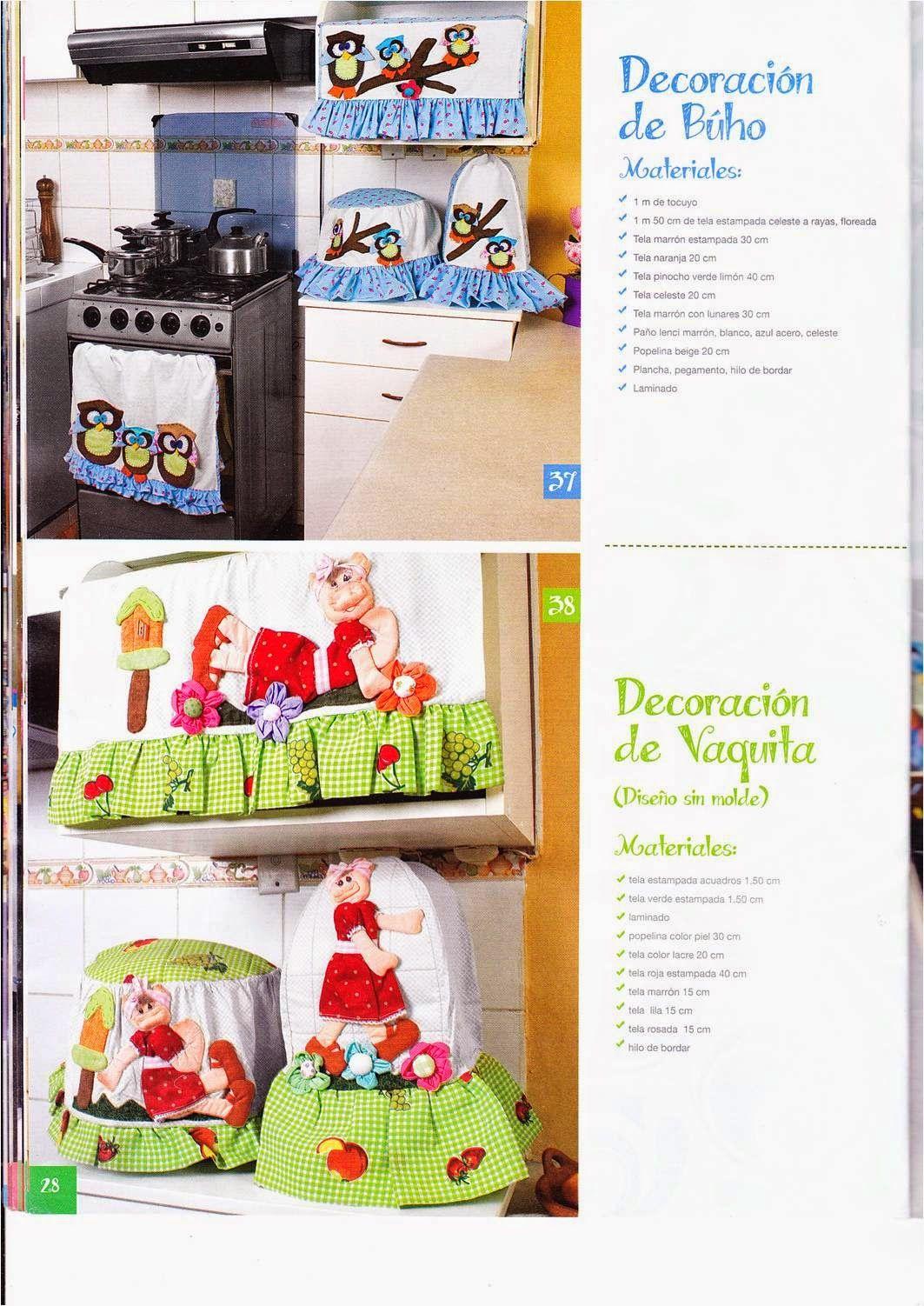 Revista Lenceria para el hogar | Lenceria para Cocina y baño ...