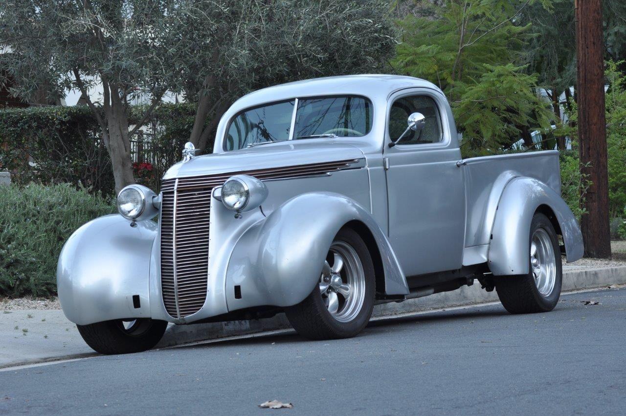 1937 Studebaker Coupe Express Owned By Joe Mildenberger Studebaker Trucks Classic Cars Trucks Custom Pickup Trucks