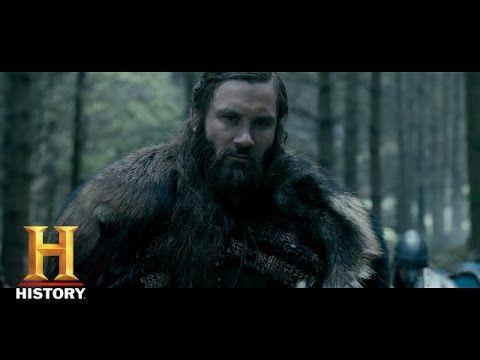 Nieuwe Vikings seizoen 4 trailer - Serieblog.nl