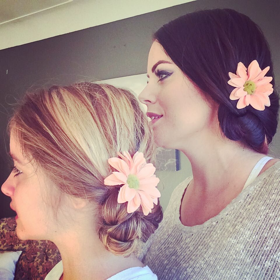 The Cutest Matching Parent-Child Hairstyles