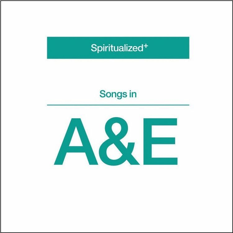 Spiritualized - Songs In A&E on Colored 2LP