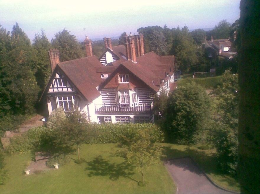 ENGLAND.... Tunbridge Wells - A residential home next to where I was living.