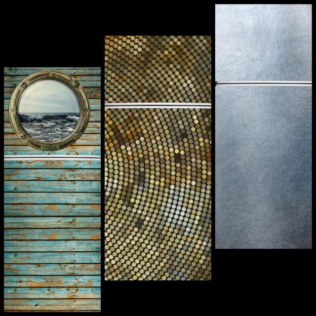 ... Refrigerator Door Magnet Covers #15   Pinterest ...