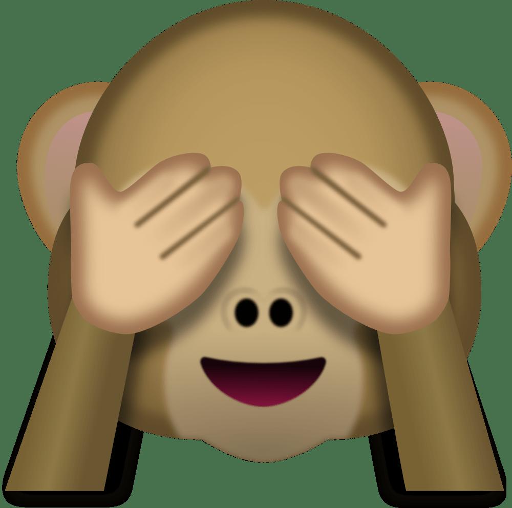 See No Evil Monkey Cute Emoji Wallpaper Smiley Emoji Funny Emoji Faces