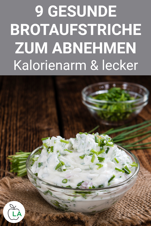 Photo of Kalorienarme Aufstrich Rezepte – 9 leckere Brotaufstriche zum Abnehmen