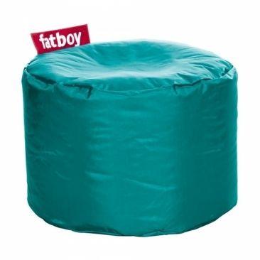 Fatboy Zitzak Turquoise.Design Accessoires Meubelen Kids Poef Kruk Fatboy Point Turquoise