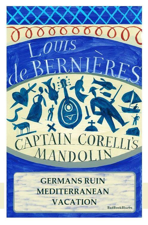 Captain Corelli's Mandolin - Germans ruin Mediterranean vacation in
