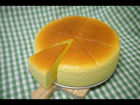 Diy home baking japanese cotton cheesecake healthy and easy diy home baking japanese cotton cheesecake healthy and easy recipe youtube forumfinder Image collections