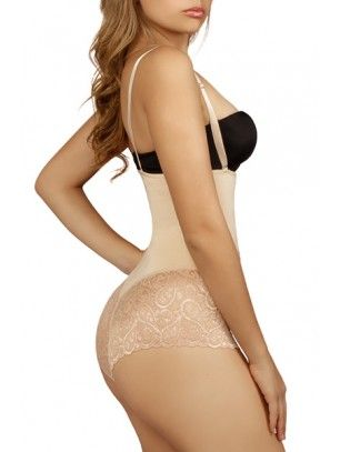fe485c01c4 Looking for a body shaper that doubles as cute lingere  Visit Hourglass  Angel and purchase the Florella Boyshorts Body Shaper by Vedette for a slim  look.