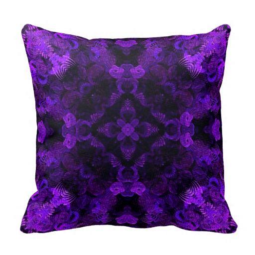 Mergent Mission Mandala Pillow