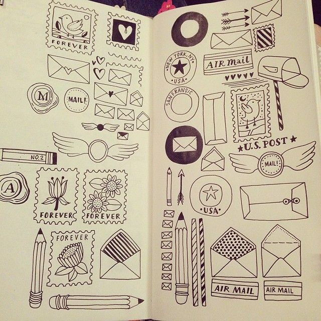 Tumblr n5uno4rhkz1qgb488o1 640 640 pixels birds for Random sketch ideas