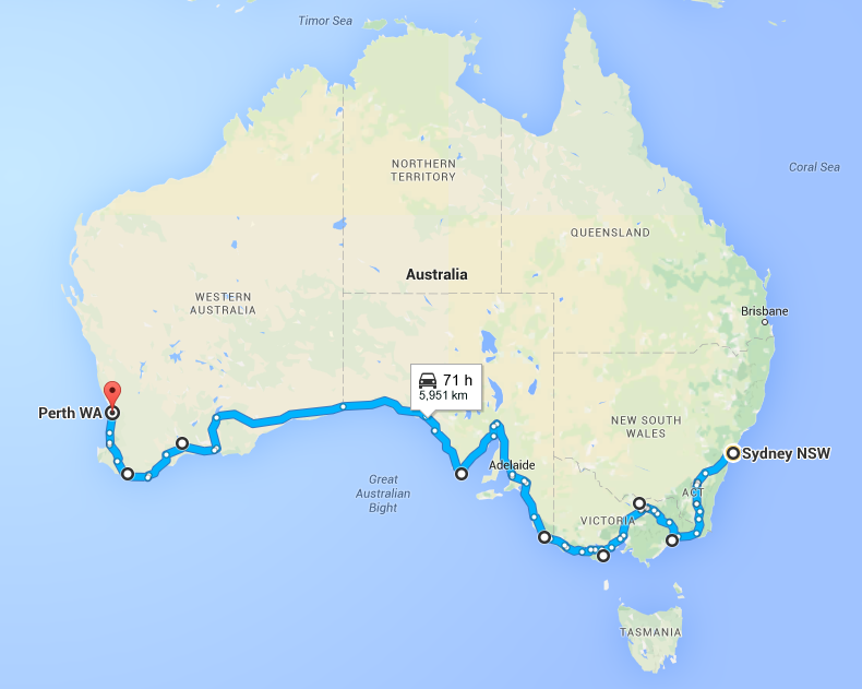 Australia Map Great Australian Bight.Our Great Australian Road Trip Plan Australian Road Trip
