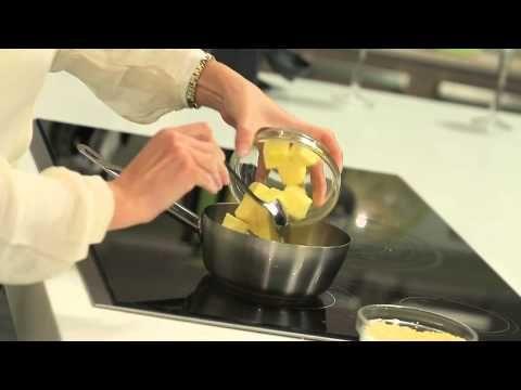 عجينة كرواسون دسم اقل باتية مورق بدسم اقل حلو وحادق سالى فؤاد Cbcsofra Breakfast Recipes Stove Top Espresso Breakfast