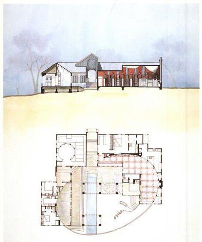 Thetriumphofpostmodernism Moore House Architect Postmodernism