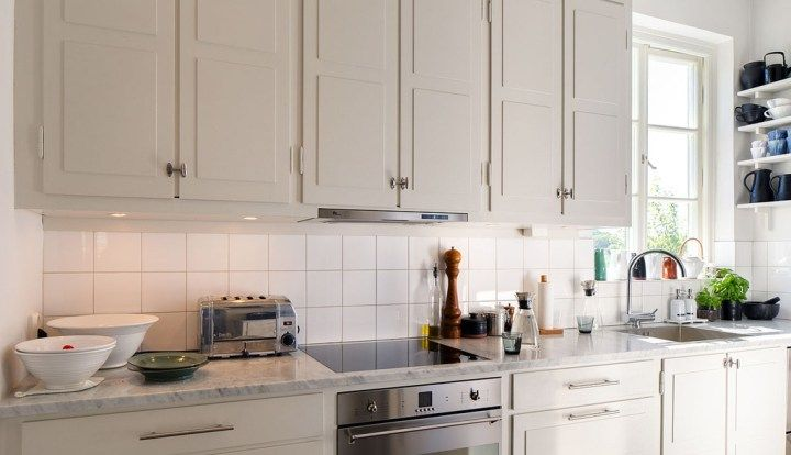 Cocinas exteriores para las terrazas House tours, Interior and Kitchen