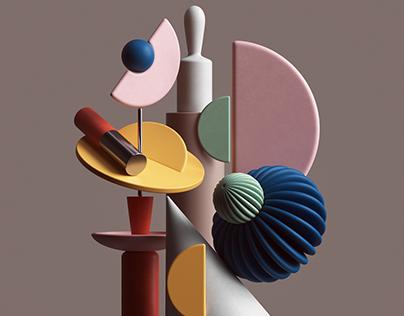 Peter Tarka Art Director London Shape Balance Hierarchy
