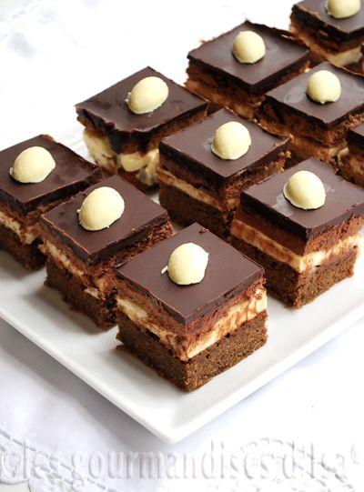 Gateau paques 3 chocolats