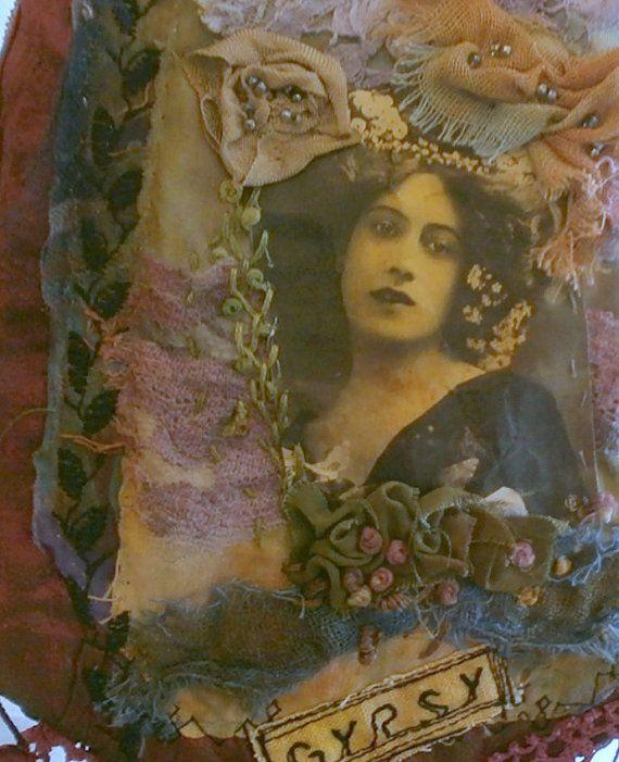 Wandering gypsy bag by Lilla on Etsy