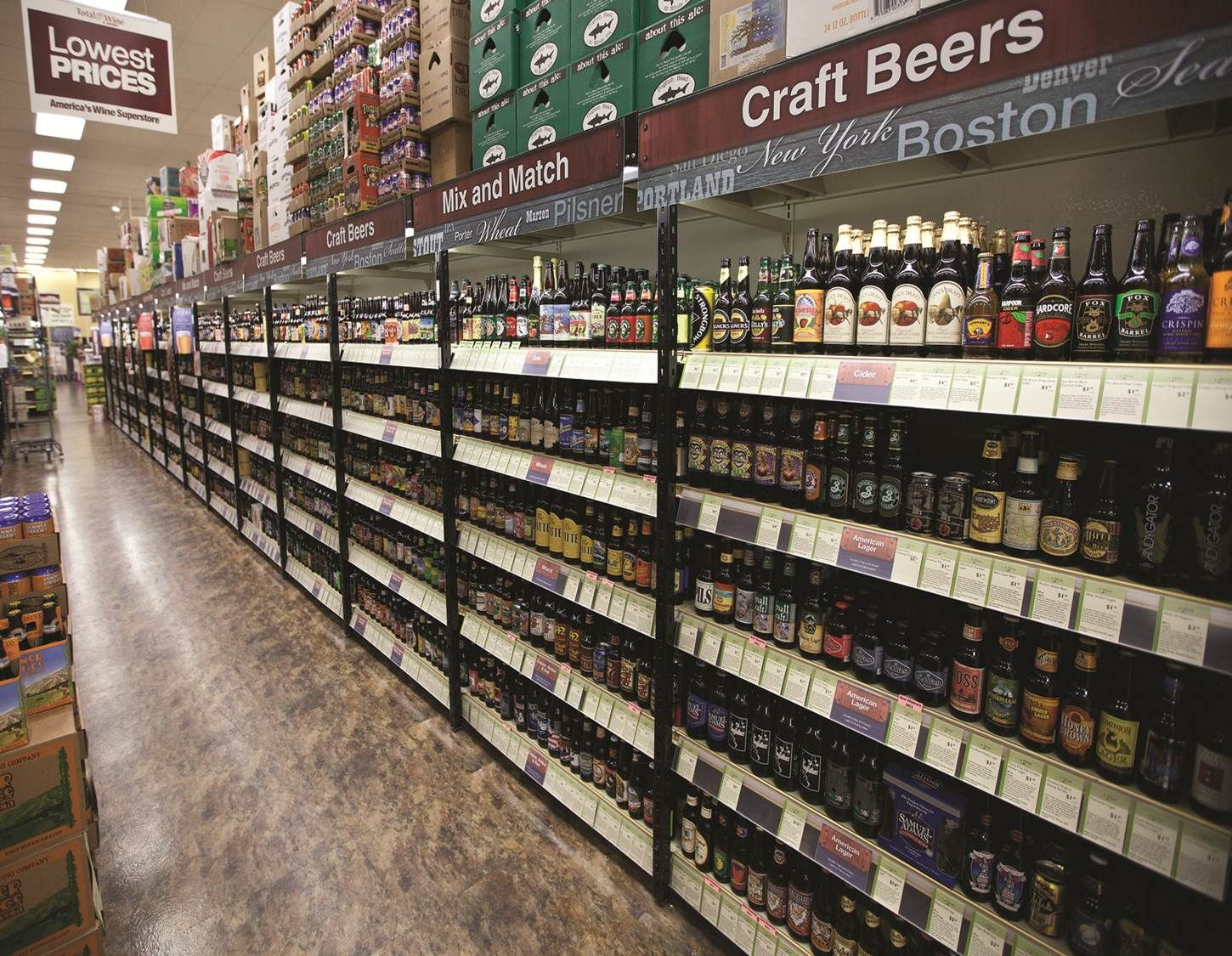 A Holistic View Of Craft Beer Retailing Part One Of A Three Part