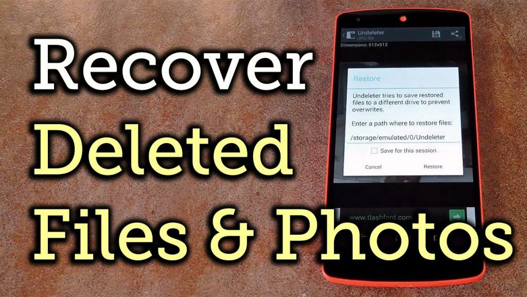 Deleted Photos Recovery How to Recover Deleted Photos in